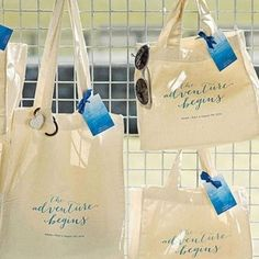 Welcome Bag - Mariage